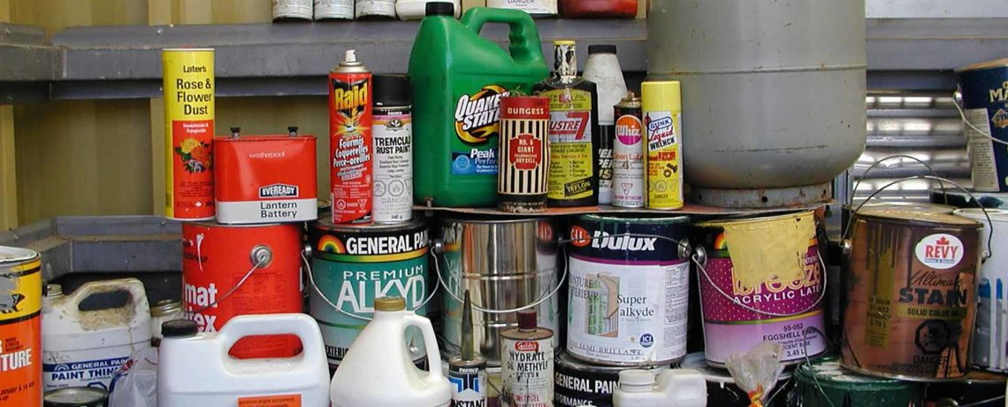 Your One Stop For Household Hazardous Waste Disposal