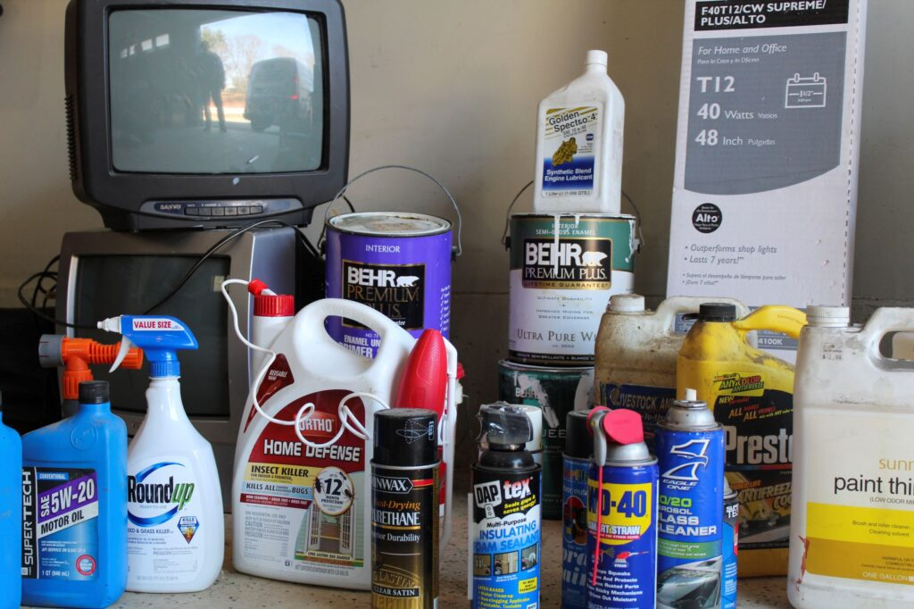 Understanding, Finding & Disposing of Hazardous Waste at Home