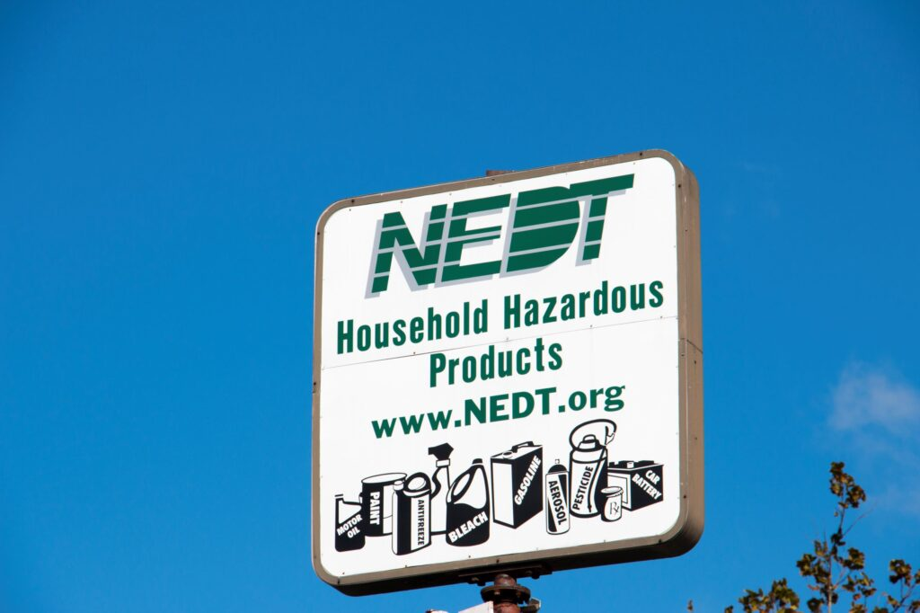 The New NEDT.org Blog and Household Hazardous Products Resources