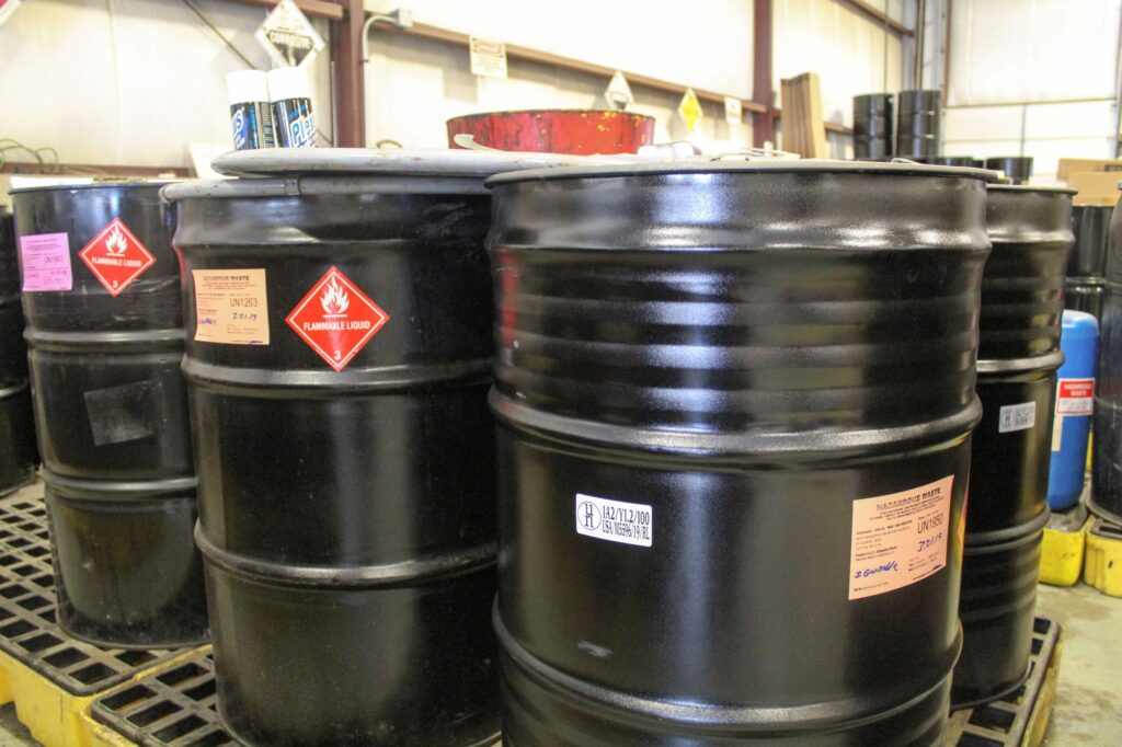 Small Business Hazardous Waste: MA's VSQG Requirements
