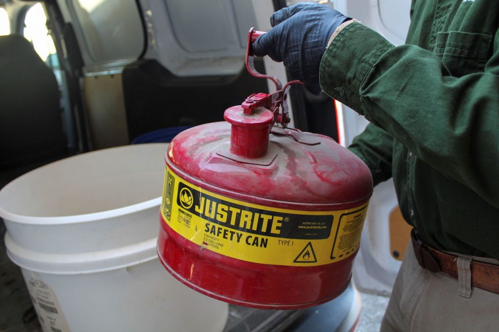 Storing Gasoline at Home and When to Dispose of It