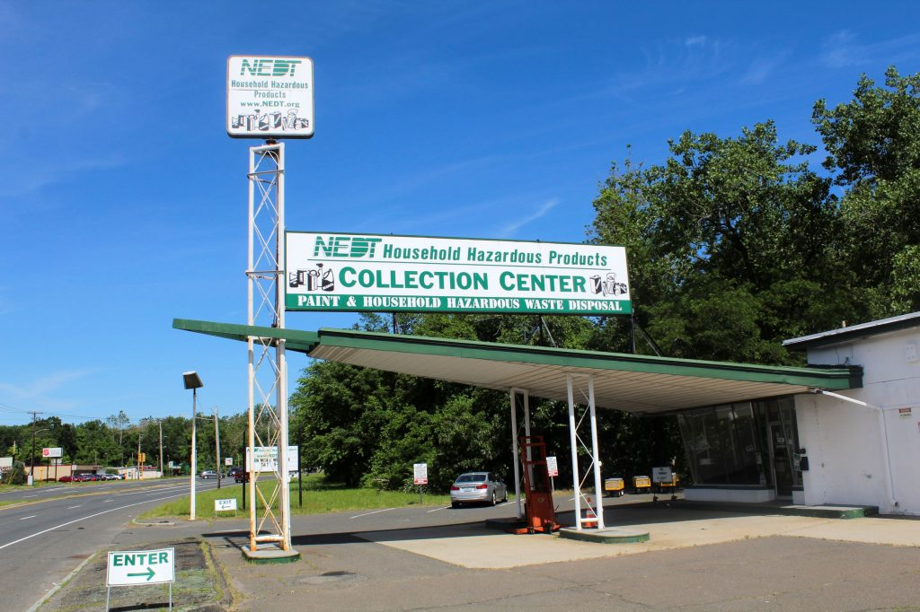 Highlight: Westfield NEDT Household Hazardous Products Collection Center