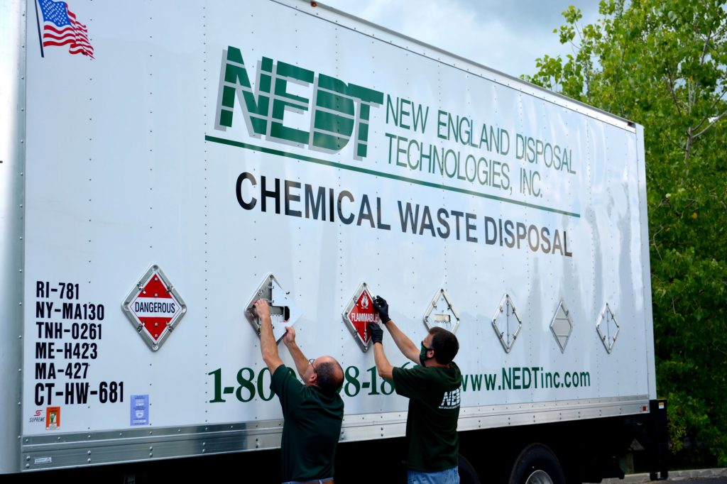What Hazardous Materials Are Not Accepted for Disposal?