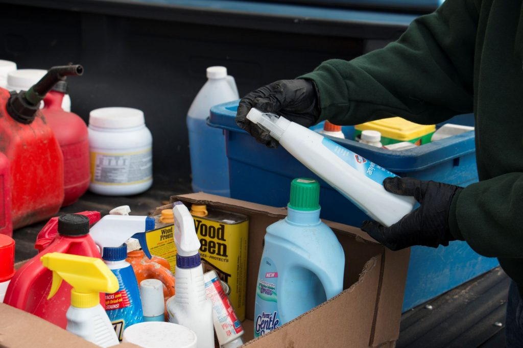Why Certain Cleaning Products are Hazardous