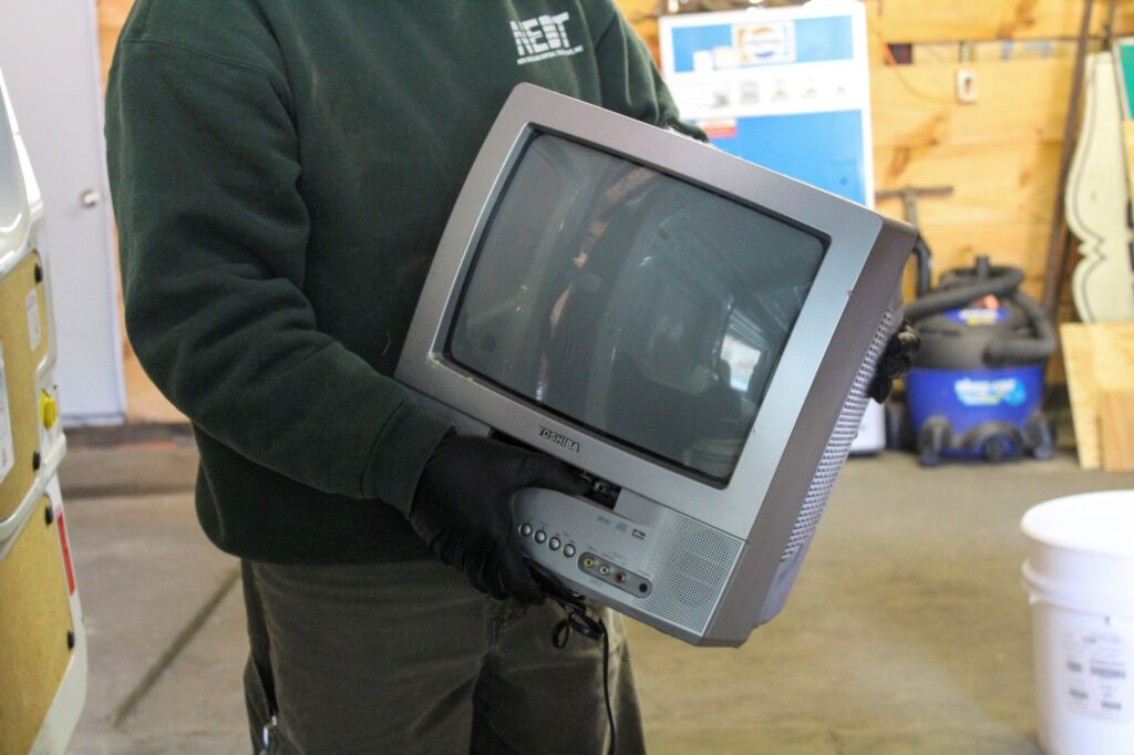 The Dangers of Cathode Ray Tube (CRT) Monitors and Televisions