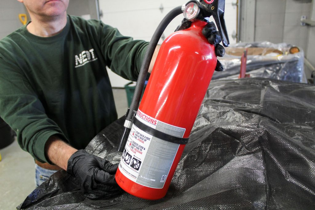 Why Fire Extinguishers Expire and What to Do with Them