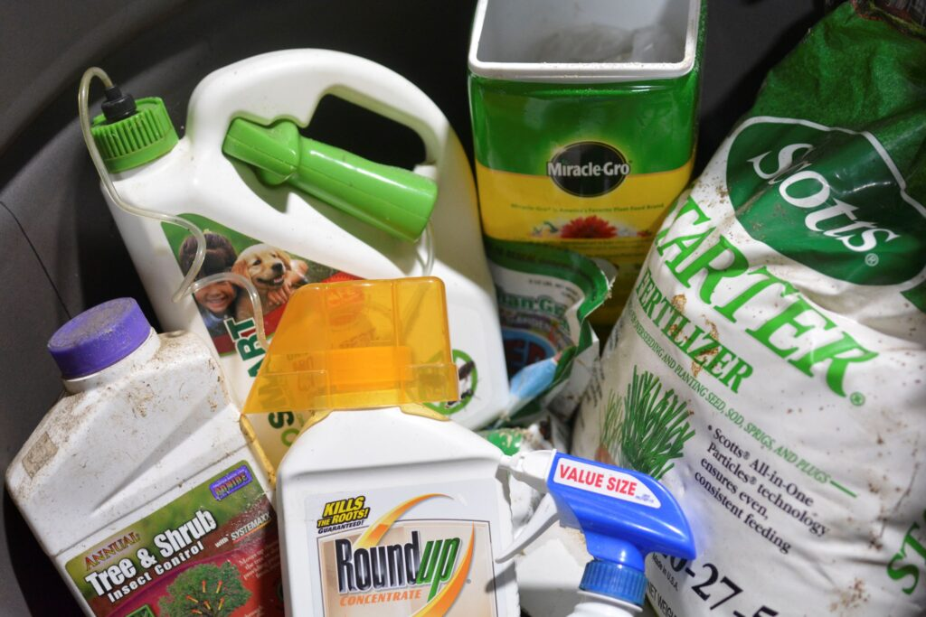 Why Fertilizer is a Hazardous Household Product
